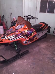 2005 Arctic cat f7