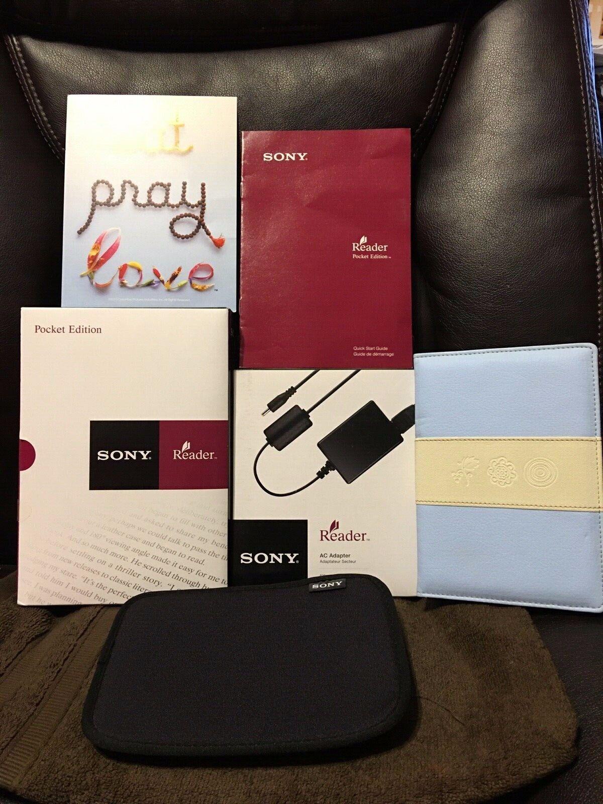 Sony Pocket Edition Eat Pray Love eReader-NEW!