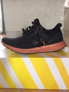 Adidas Ultra Boost tech rust size 8.5