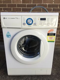 Lg 7.5kg Washing machine with delivery
