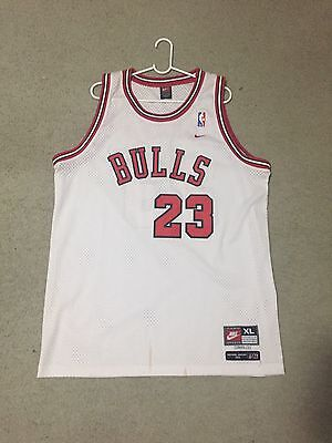 a0533760a02 NBA Michael Jordan Chicago Bulls Jersey Nike Men s XL