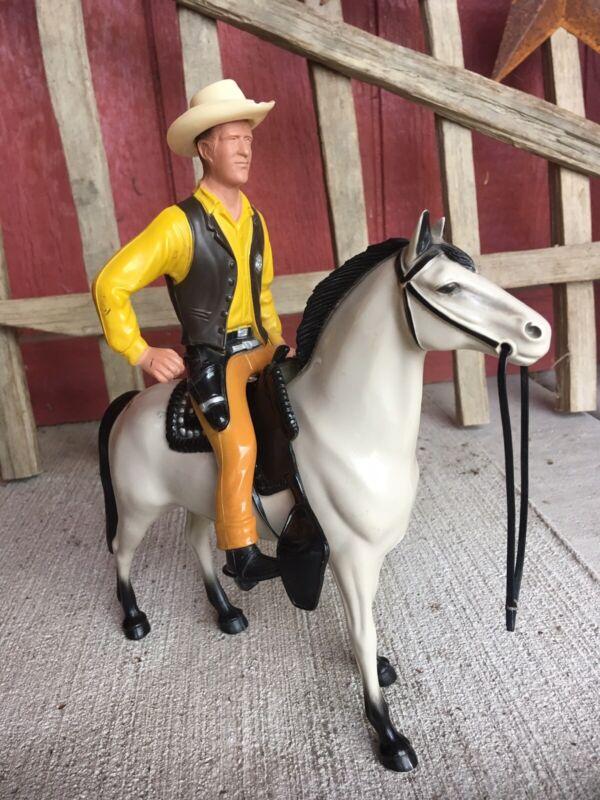 Hartland Matt Dillon Cowboy with Hat, 🤠 Horse 🐴 and Saddle!
