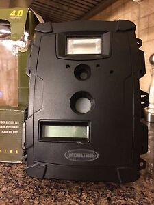 Game spy D40 trail camera