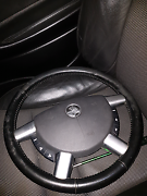 Vy leather steering wheel Geelong Geelong City Preview