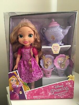 (Disney Princess Toddler Rapunzel & Tea Set *Brand New*)