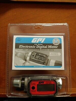 Dd100 Gpi 01a31gm 1 Digital Fuel Meter Brand New In Package