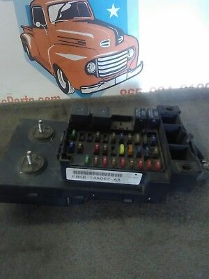 1997 Ford F-150 Fuse Box for sale  Maryville