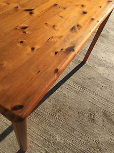 Solid Wood Dining Table/Study Table Manly Manly Area Preview