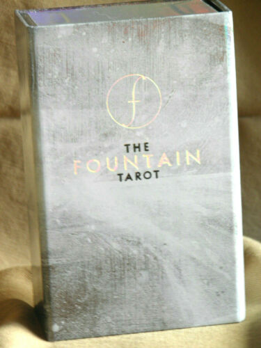 The Fountain Tarot 1st Edition Independent Release Rare OOP