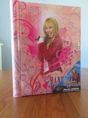 Disney Hannah Montana Photo Album ~ Miley Cyrus Show ~ New