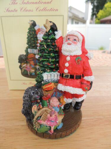The International Santa Claus Collection - San Francisco - #SC110 - box 2008