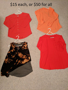 Great Condition Dresses and Tops