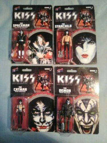 KISS series 4 figures