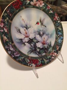 Bradford Exchange Collectible Plate