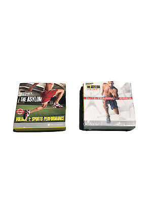 Insanity Workout DVD Set Volumes 1 And 2