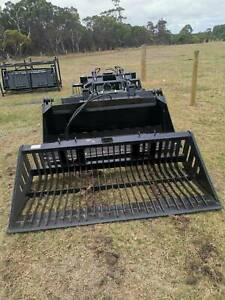 Loader Attachments, Skid Steer Attachments, Best Value, Stick Rake's Albany Albany Area Preview