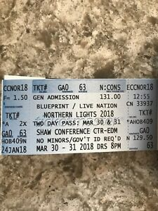 Festival tickets kijiji in alberta buy sell save with northern lights music festival edmonton malvernweather Image collections