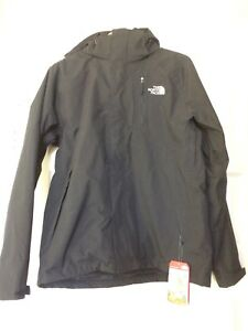 NEW North Face Triclimate Black winter coat