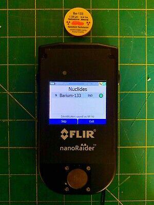 Flir Identifinder R300 Zh Radiation Detector. Gamma Neutron Version