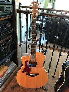 Taylor CE214 Left Handed Acoustic Guitar