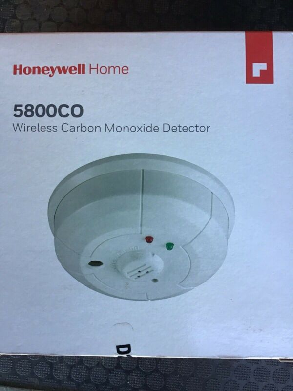 Honeywell/Resideo 5800CO Detector (2-PACK) BRAND NEW IN BOX