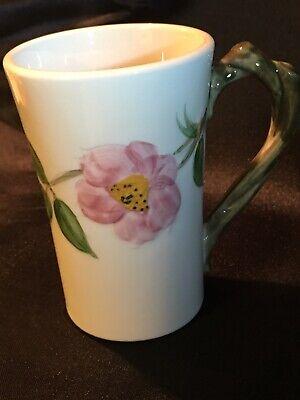 Franciscan DESERT ROSE Irish Coffee/Hot Chocolate Mug, Excellent! 4 Available! Irish Chocolate Coffee