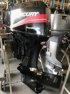 60hp Mercury 4 stroke Outboard Southport Gold Coast City Preview