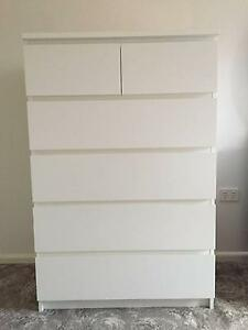Ikea chest of drawers Blackburn North Whitehorse Area Preview