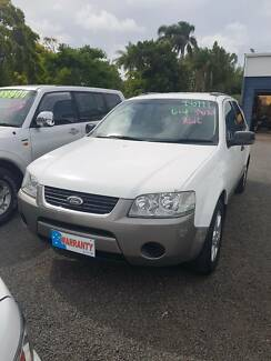 2006 Ford Territory SUV