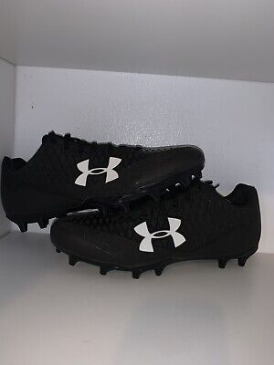 MENS UNDER ARMOUR NITRO SELECT LOW MC FOOTBALL CLEAT NWT 3019812-001