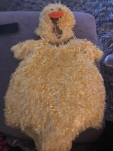 12-18 months chicken costume