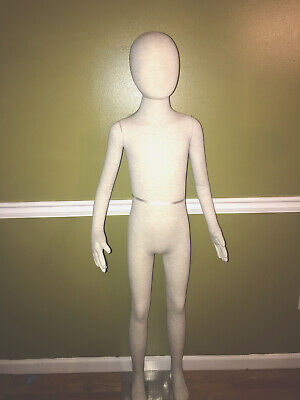 Unisex Full Body Mannequin