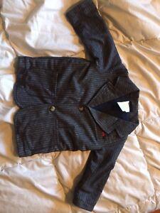 3-6 month soft blazer