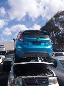 NOW WREAKING FORD FIESTA BLUE COLOR ALL PARTS 2006 Dandenong South Greater Dandenong Preview