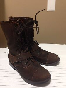 Uggs Brand New 7.5 Military style 3/4 length