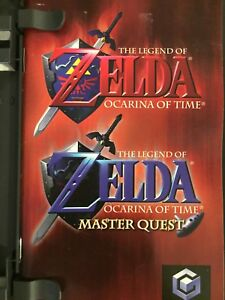 Legend of Zelda - Master Quest - Gamecube