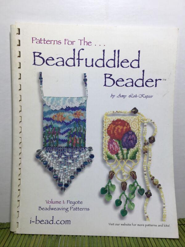 Beadfuddled Beader Amy Loh-Kupser Beadweaving Patterns Vol 1 Peyote Patterns