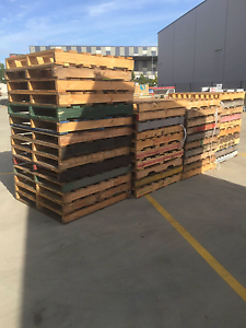Timber Pallets for sale Deception Bay Caboolture Area Preview