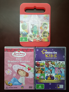 Three kids dvds Springvale South Greater Dandenong Preview