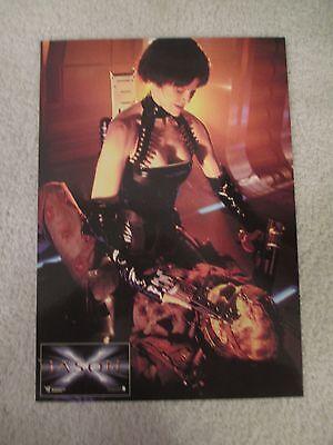 Jason X French Lobby Card Lisa Ryder(KAY-EM 14), Kane Hodder