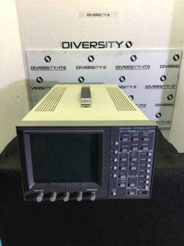 Tektronix WFM601A Stereo Audio Monitor Oscilloscope