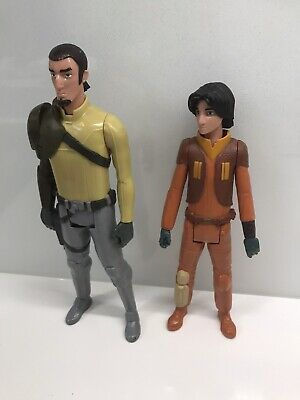 2 Star Wars Rebels 12 Inch Figures