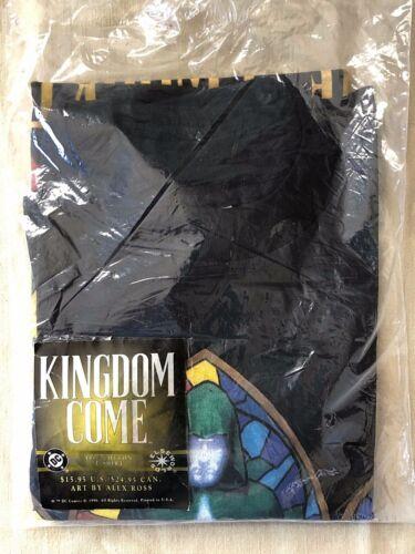 Vintage 1996 DC Comics Kingdom Come Alex Ross Mens XL T-Shirt NEW!