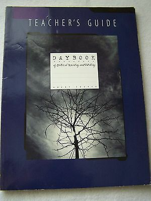 Great Source Daybook of Critical Reading and Writing Grade 9 Teacher's