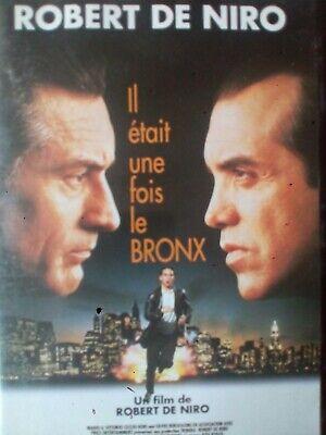 C1 DVD Il était une fois le BRONX avec Robert DE NIRO neuf sous cello