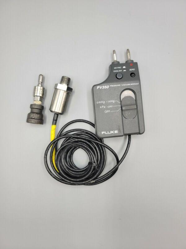 Fluke PV350 Pressure Vacuum Module ***Tested Working***