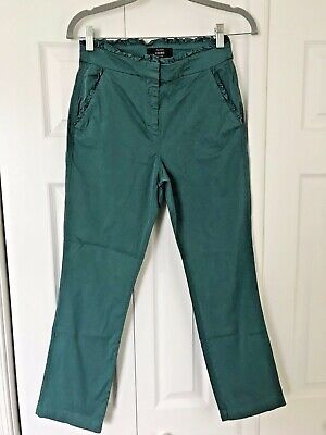 J. Crew Ruffle Chino Pants Size 0