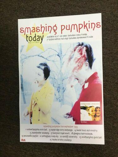 "Smashing Pumpkins Siamese Dream Today Promo Cardstock Poster 12""x18"""