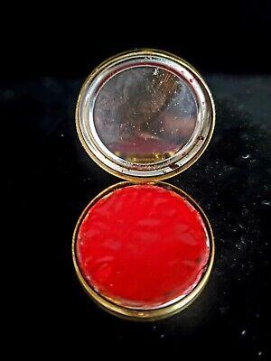 Vintage Avon Prods Inc Distributors New York Crimson Beauty Lipstick