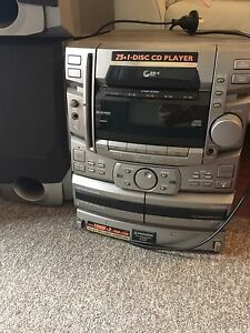 Pioneer CD / Tape Cassette Stereo System Coburg Moreland Area Preview